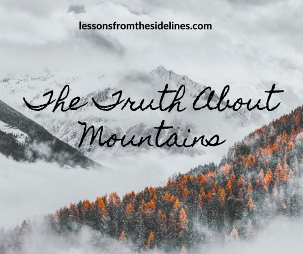 The Truth About Mountains
