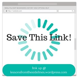 Save This Link! button