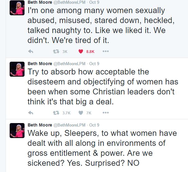 Beth Moore on Twitter