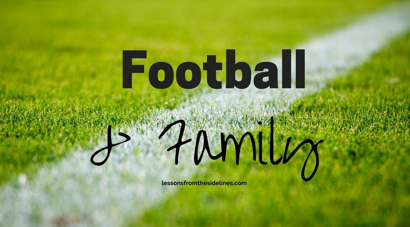 Football and Family Coaches Wives are not single parents