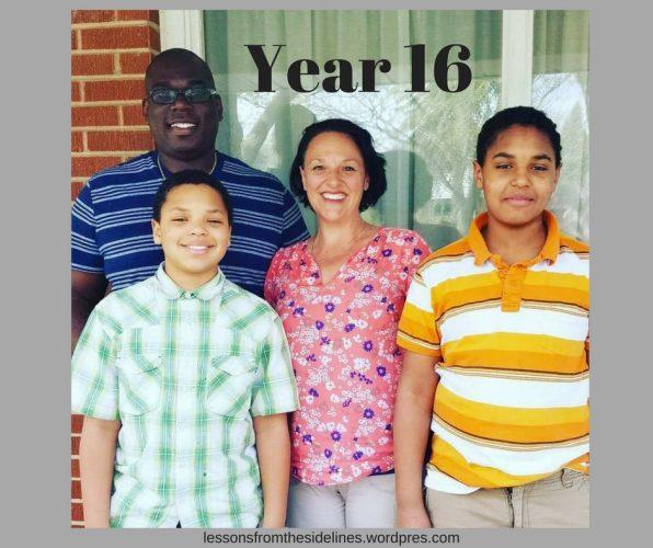 Year 16