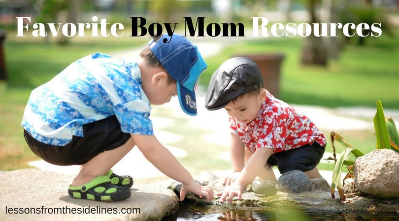 Favorite Boy Mom Resources