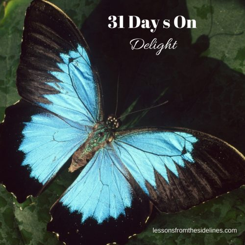 31 Days of Delight