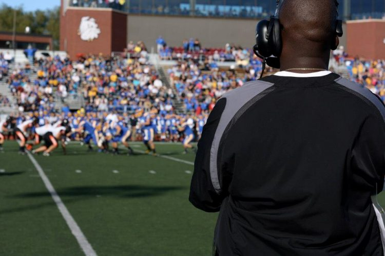 lessons from the sidelines coach sideline image
