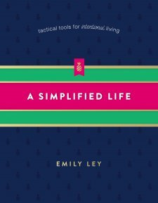 A Simplified Life Book Emily Ley