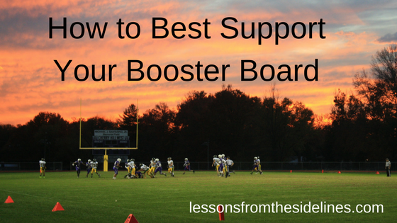 Booster Board Support