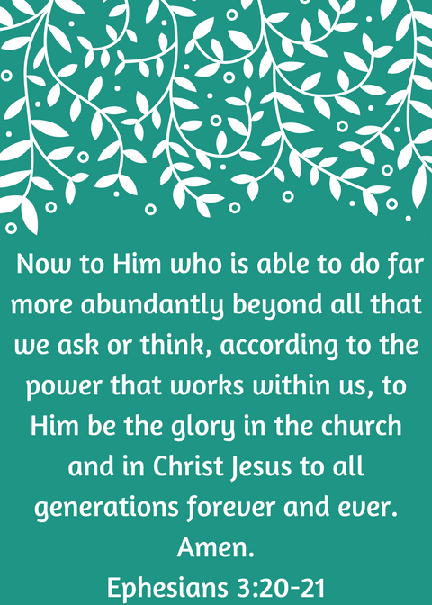 Ephesians 320.21