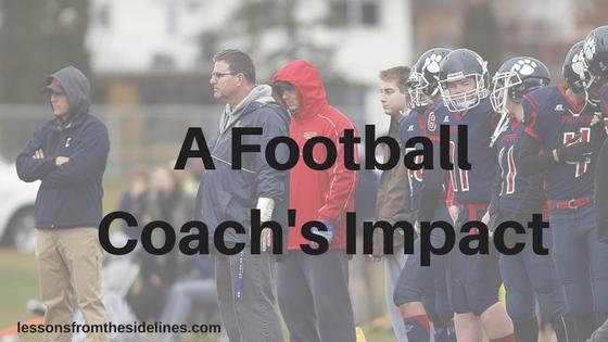 A Football Coach's Impact