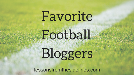 favorite football bloggers