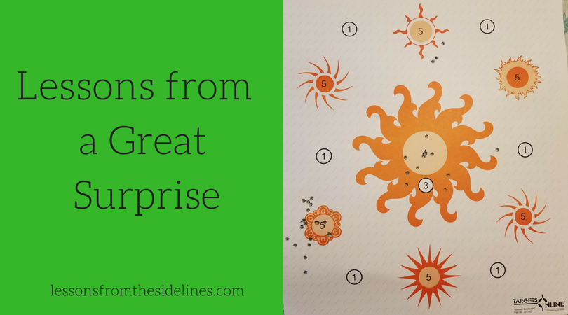 Lessons from a Great Surprise