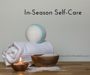 In-Season Self-Care