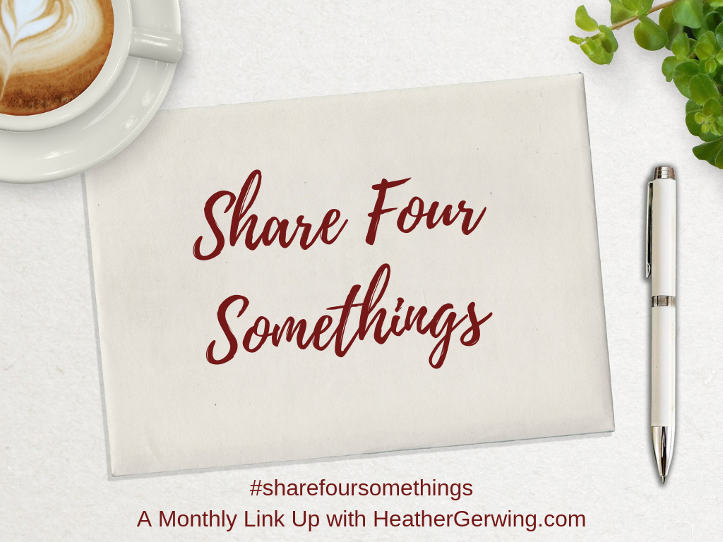 Share Four Somethings 2019