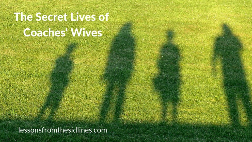 secret lives of coaches wives