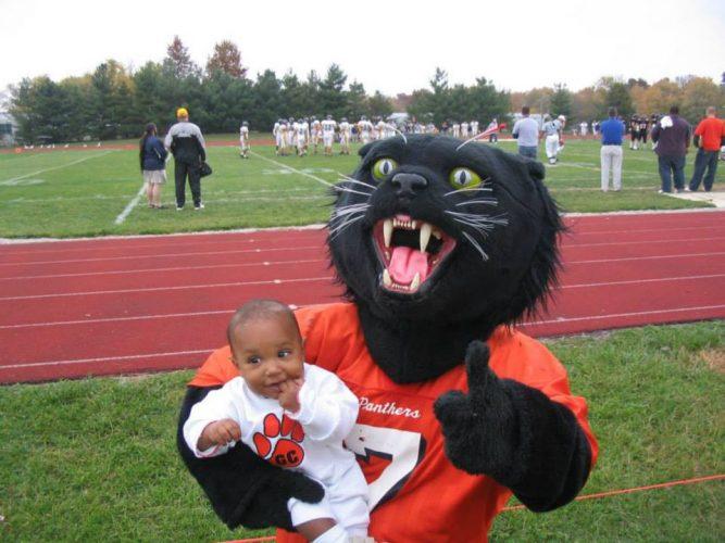 Greenville University Mascot