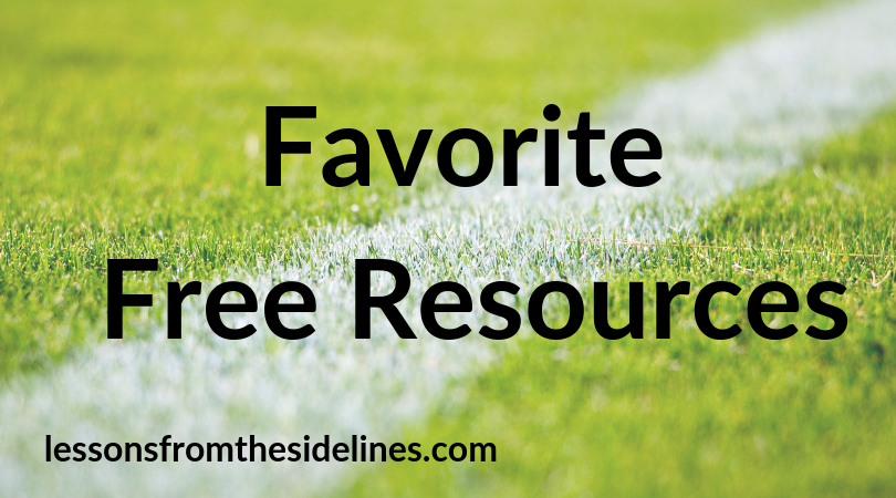 favorite free resources