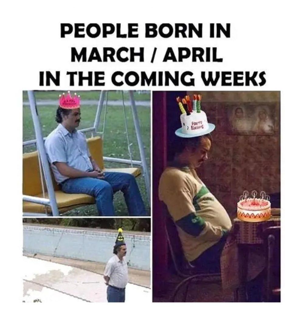 corona birthday