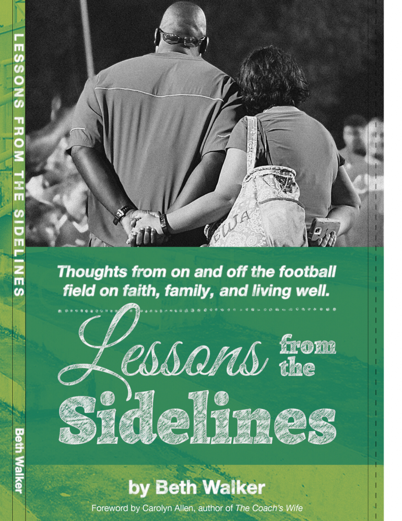 Lessons from the Sidelines front cover final