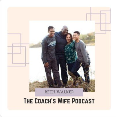 The Coach's Wife Podcast Interview
