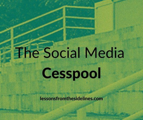 The Social Media Cesspool