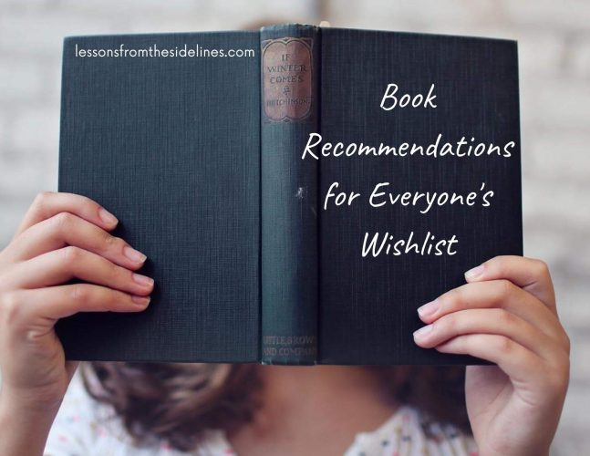 Book Recommendations for Everyone's Wish List