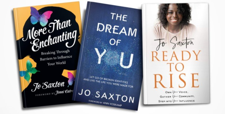 Book Recommendations for Everyone's Wish List Jo Saxton Leadership Books