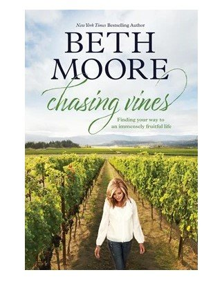 Book Recommendations for Everyone's Wish List Chasing Vines by Beth Moore