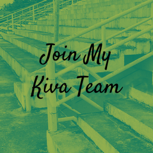 Join My Kiva Team