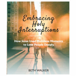 Embracing Holy Interruptions