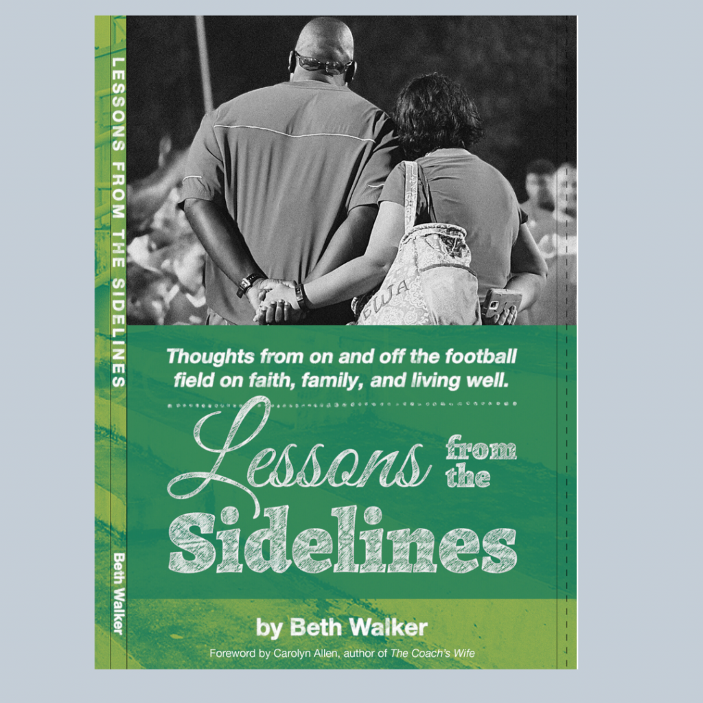 Lessons from the Sidelines